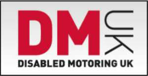 Disabled Motoring UK logo