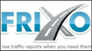 Frixo traffic reports logo