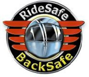Ride Safe, Back Safe logo