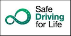 Safe Driving For Life logo