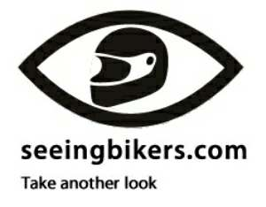 Seeing Bikers logo
